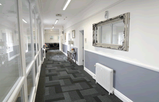 Large Office Space at The Clervaux, Jarrow