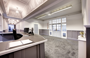 Reception at North Tyneside's Best Serviced Office Centre
